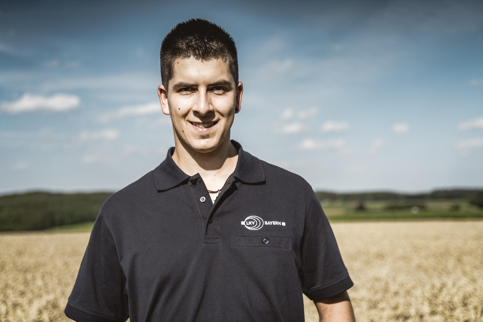 Johannes Wiesmeier, Ringberater für Rindermast